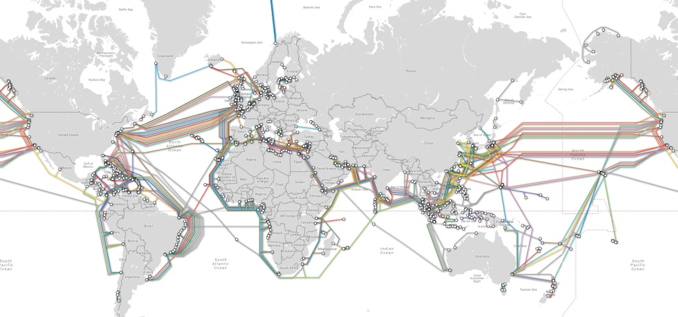 world submarine cable map 980x459